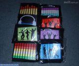 Custom led shirts package - 100 pcs