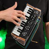 Electronic Piano - playing tshirt