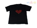 Lovers T-shirt - Heart