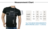 Message t-shirt LED programmable Gluwy