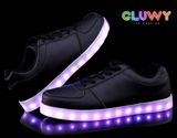 Lighting LED shoes - Black