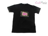 Diva flashing t-shirt