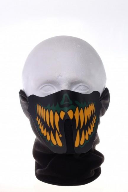 Rave mask | Led flashing masks | GET-a-LED com