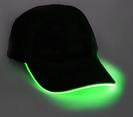 Flashing cap - green