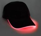 Neon Cap - red