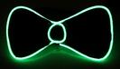 Neon bow ties - Green