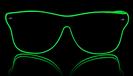 Way Ferrer Neon glasses - Green
