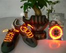 LED laces - orange