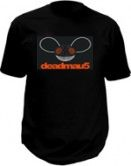 Led T-shirt - Deadmau5