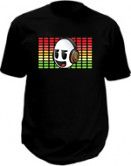 Led tee shirt - Musicman