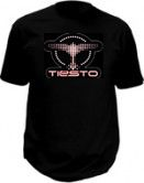 Tiesto - music t-shirt